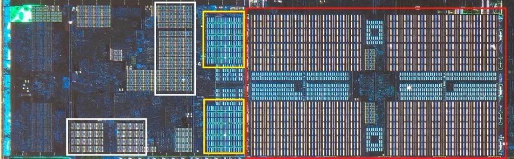 یکی از هستههای معماری AMD Zen 2