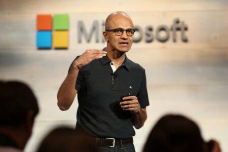 مدیرعامل مایکروسافت: معامله ناکام تیک تاک عجیبترین اتفاق زندگی شغلیام بود