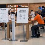 اپل تست کرونا را برای کارمندان دفاتر و فروشگاهها اجباری میکند