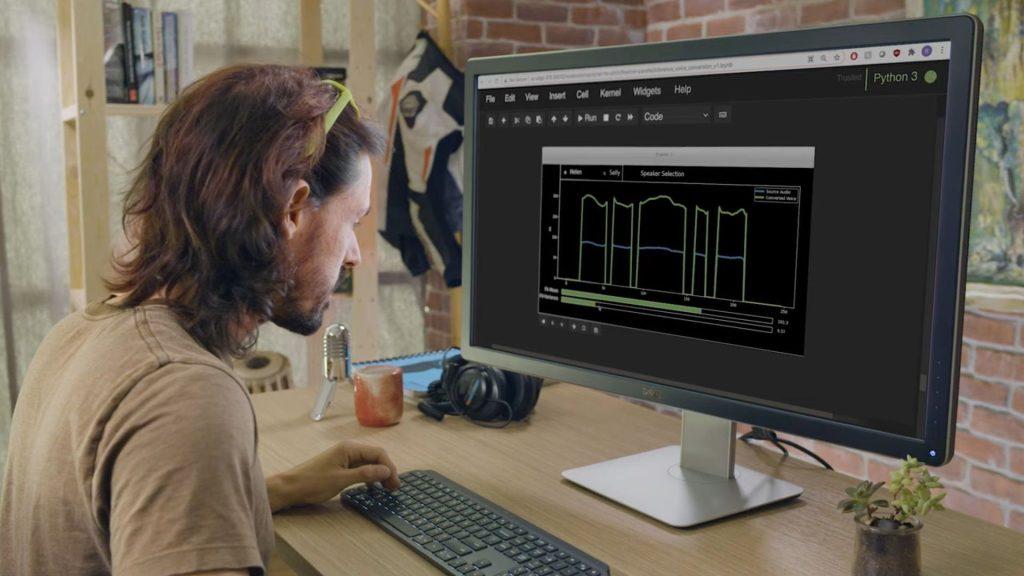 فناوری جدید انویدیا صداهای هوش مصنوعی را به طبیعیترین حالت ممکن در میآورد