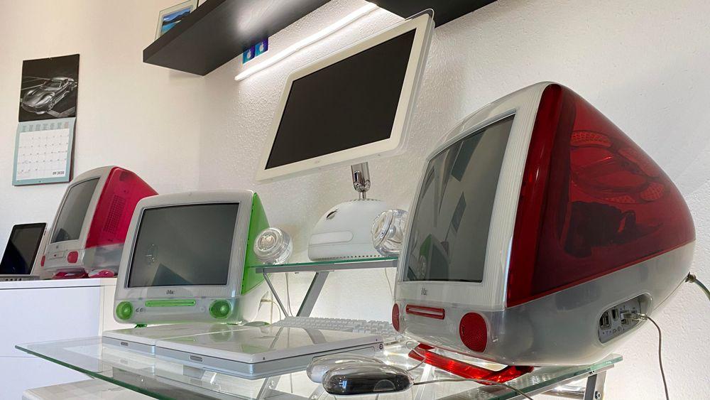 آیمک جی 3 (iMac G3)