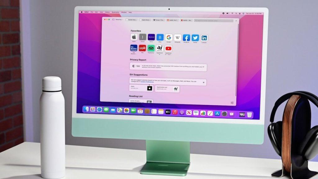 سافاری ۱۵ با طراحی جدید تبها برای کاربران مک او اس بیگ سور و کاتالینا منتشر شد