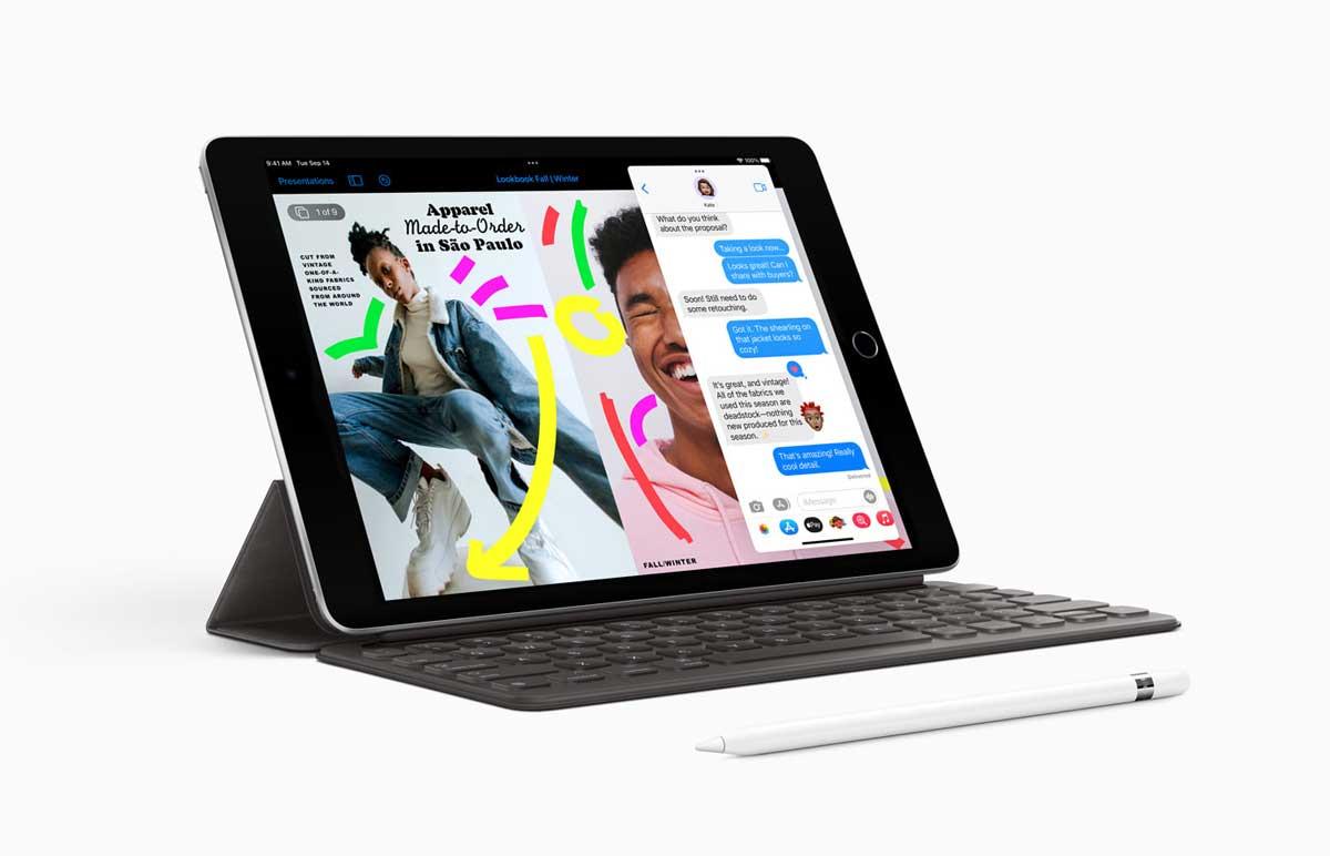 اپل از آیپد جدید با پردازنده A13 بایونیک رونمایی کرد