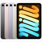 آیپد مینی اپل با پشتیبانی 5G معرفی شد؛ حاشیههای باریک و ترکیب رنگ متنوع