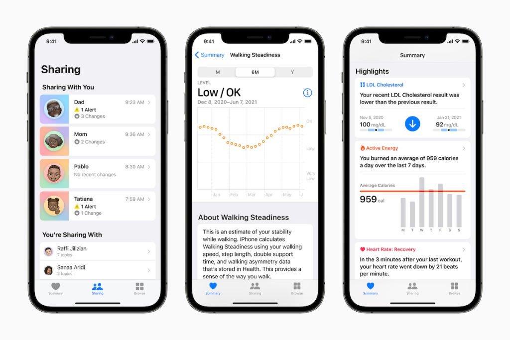 ویژگی جدید iOS 15 چگونه از زمین خوردن افراد جلوگیری میکند؟