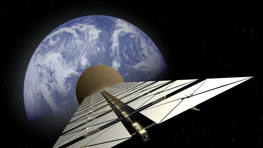 ماهواره خورشیدی