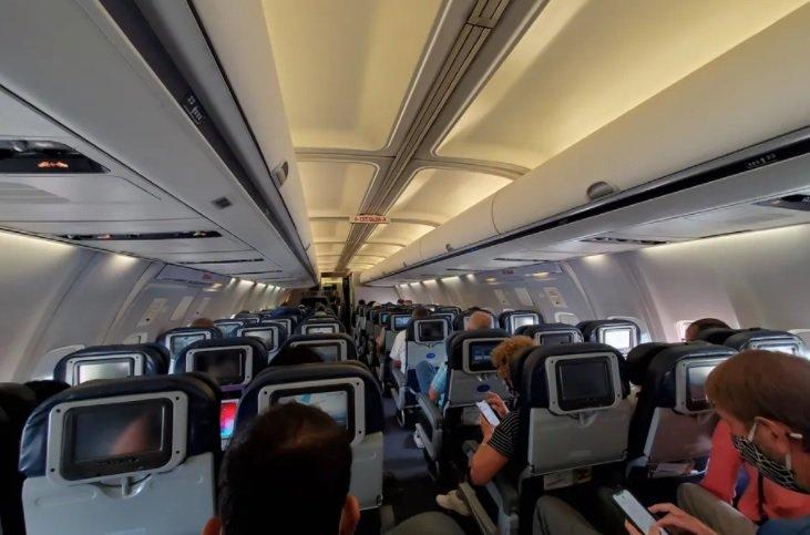 جریمه ۳۰۰۰ دلاری در انتظار مسافرانی که در هواپیما، قطار و اتوبوس ماسک نمیزنند