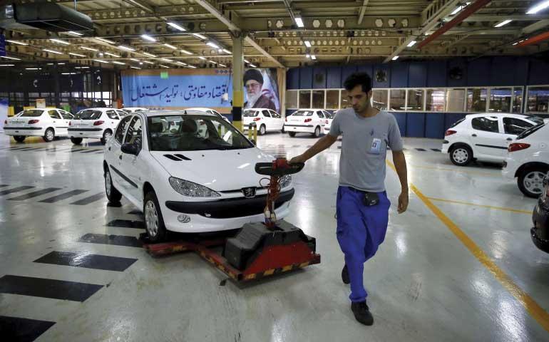 عرضه خودرو در بورس کالا