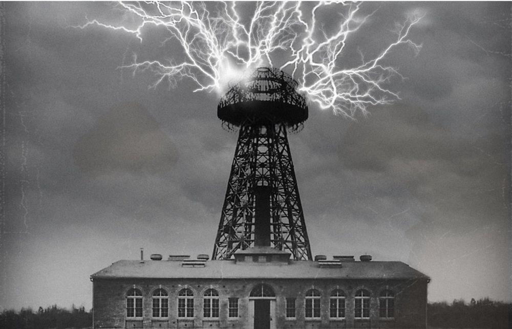 برج تسلا یا برج واردنکلیف