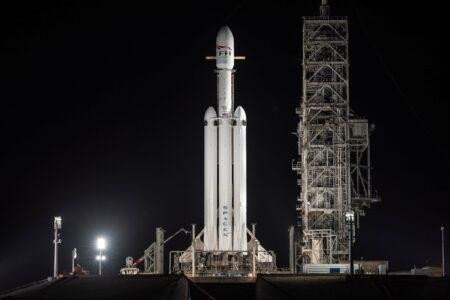 ناسا اسپیس ایکس را برای پرتاب ماهوارههای هواشناسی GOES-U انتخاب کرد