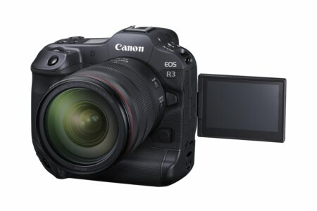 کانن EOS R3 معرفی شد: پیشرفتهترین دوربین فول فریم بدون آینه با قیمت ۶۰۰۰ دلار