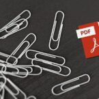 چگونه یک فایل PDF را درون ورد قرار دهیم؟