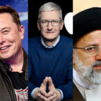 ابراهیم رئیسی، تیم کوک و ایلان ماسک در لیست ۱۰۰ فرد تاثیرگذار مجله تایم
