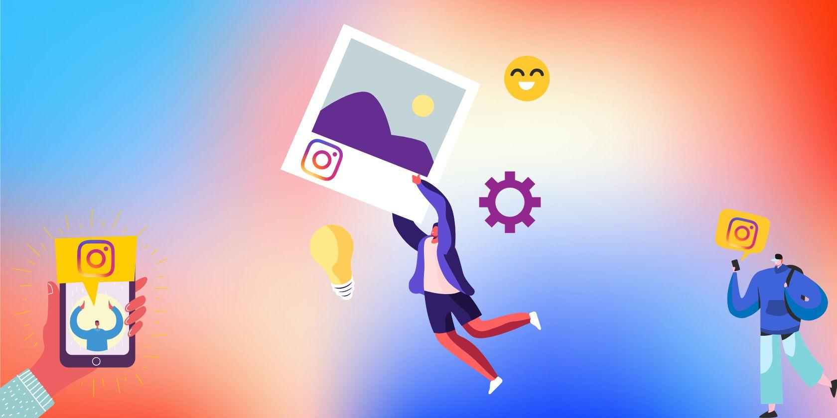 با این ترفندها کپشنهای جذاب و تاثیرگذار برای پستهای اینستاگرام بنویسید