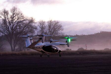 ناسا با Joby Aviation سرویس تاکسیهای هوایی برقی را آزمایش میکند