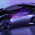 کانسپت ام جی مِیز معرفی شد؛ خودرویی مهیج برای گیمرها