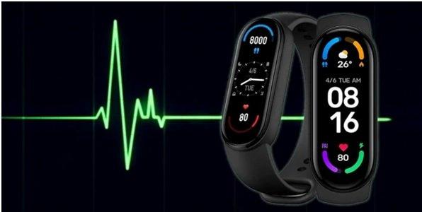 جایگاه ابزارهای سلامت دیجیتال در کنترل سلامت قلب+قرعهکشی سه عدد Mi Band 6 شیائومی