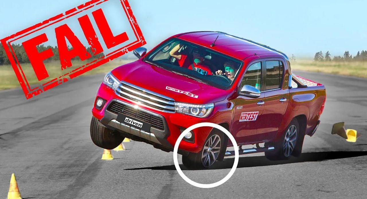 چرا بسیاری از خودروهای جدید در تست گوزن شکست میخورند؟