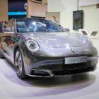 گریت وال کپی پورشه را در نمایشگاه خودرو مونیخ معرفی کرد