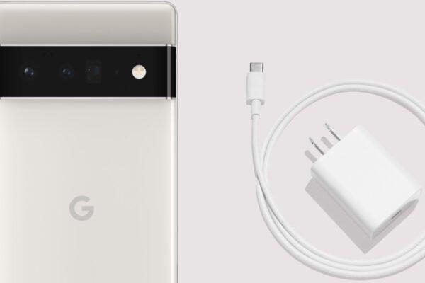 گوگل پیکسل ۶ پرو از فناوری شارژ سریع ۳۳ واتی پشتیبانی میکند