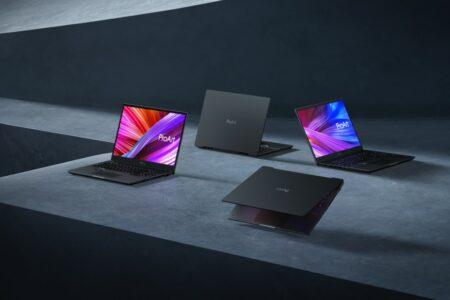 ایسوس از چند لپتاپ جدید با نمایشگر OLED و پشتیبانی از ویندوز ۱۱ رونمایی کرد