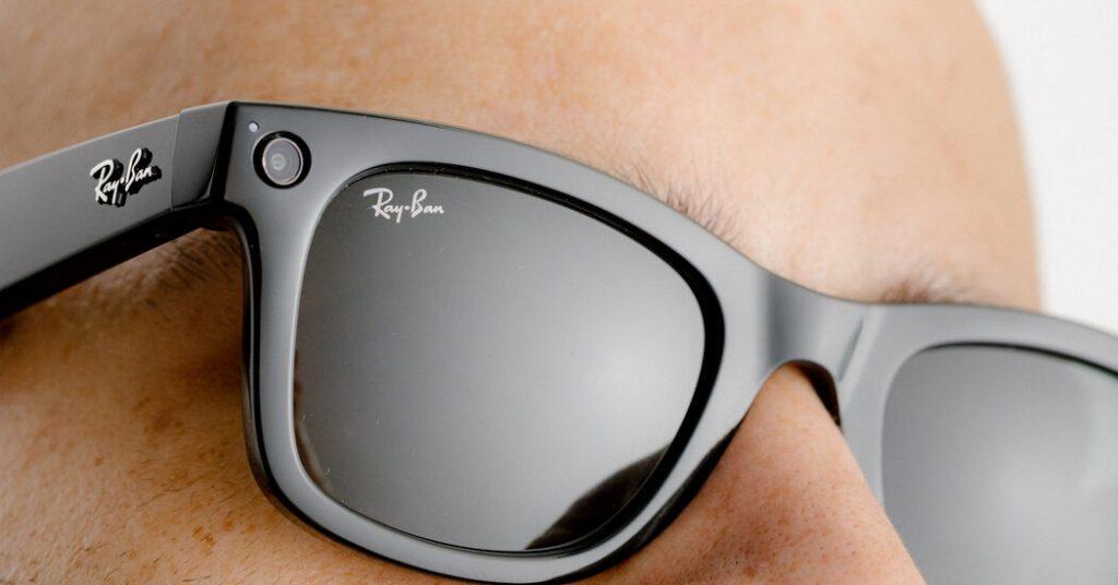 عینک هوشمند