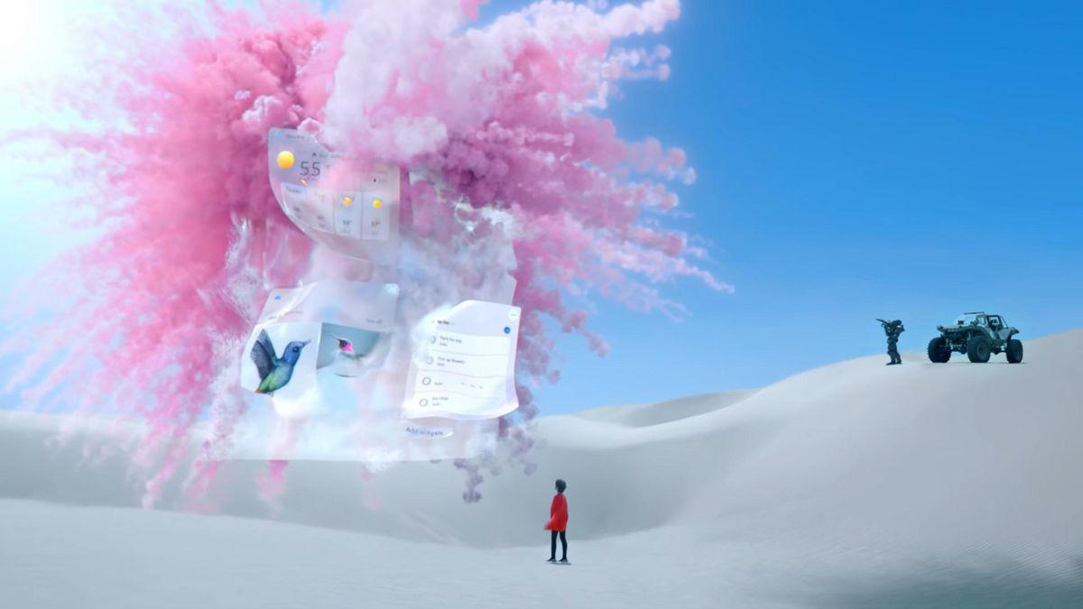 اولین ویدیوی تبلیغاتی ویندوز ۱۱ ویژگیها و طراحی این سیستم عامل را به نمایش میگذارد