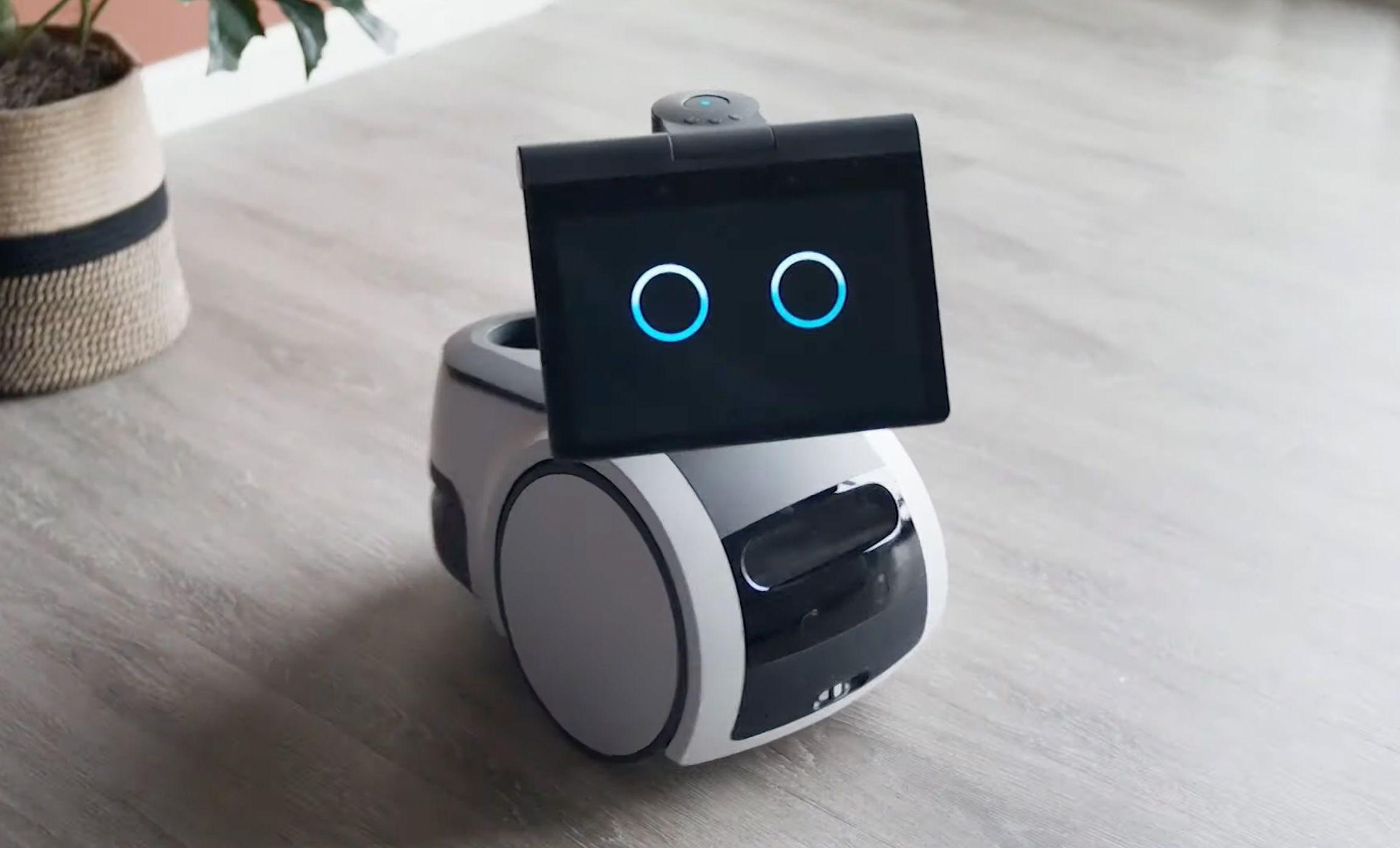 آمازون از Astro رونمایی کرد: ربات خانگی مجهز به الکسا