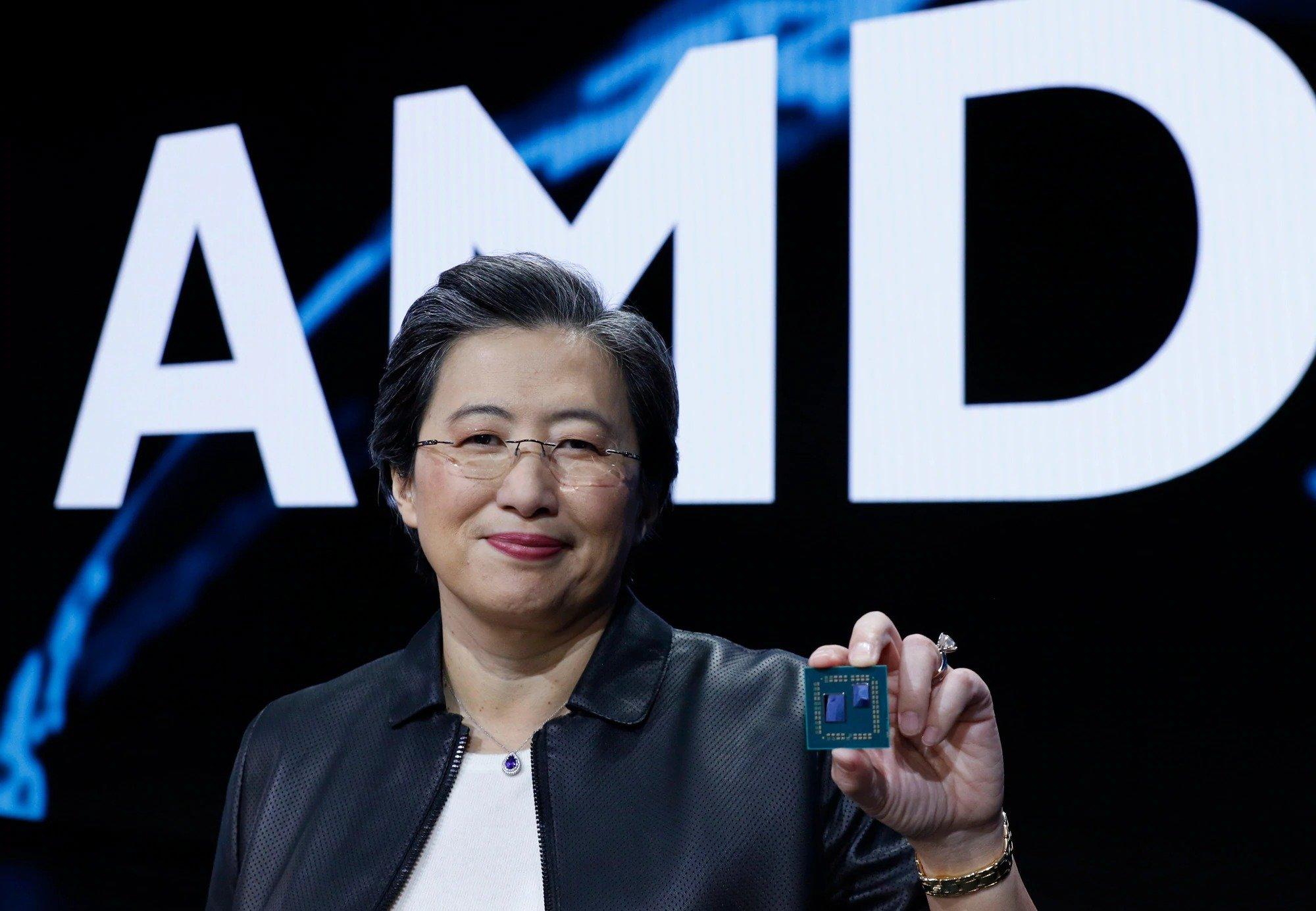 مدیرعامل AMD: بحران کمبود تراشه احتمالا سال آینده به پایان میرسد