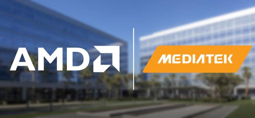 مدیاتک و AMD احتمالا شرکت مشترک تاسیس میکنند