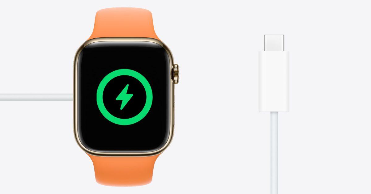 از این پس اپل واچ SE با کابل شارژ USB-C عرضه میشود