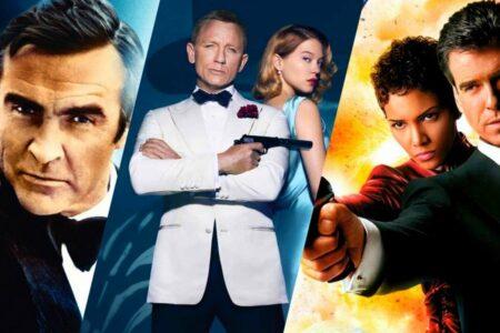 ویجیاتو: ردهبندی همه فیلمهای جیمز باند – از بدترین تا بهترین
