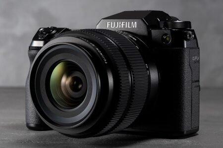 فوجیفیلم از دوربین مدیوم فرمت GFX50S II رونمایی کرد