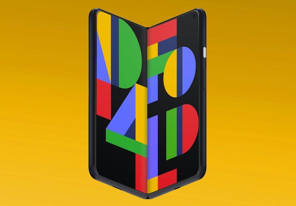گوگل ظاهرا روی توسعه دومین گوشی تاشو پیکسل فولد کار میکند
