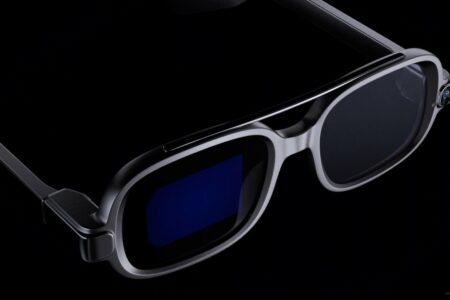 عینک هوشمند مفهومی شیائومی با نمایشگر microLED معرفی شد [تماشا کنید]