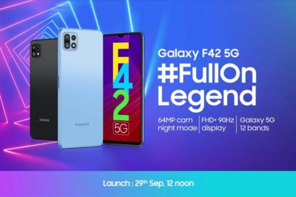 گلکسی F42 5G قبل از معرفی در کنسول گوگل پلی رویت شد