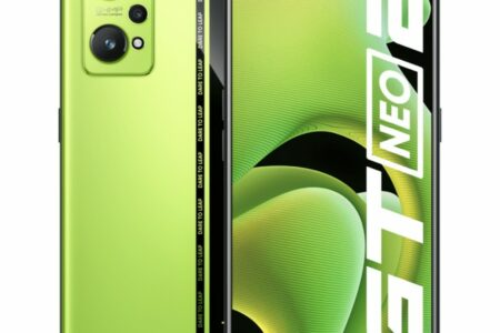 گوشی ریلمی GT Neo2 با اسنپدراگون ۸۷۰ و شارژ سریع ۶۵ واتی معرفی شد