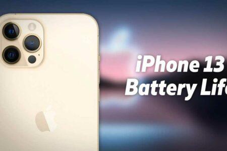 افزایش چشمگیر ظرفیت باتری در مدلهای مختلف سری آیفون ۱۳