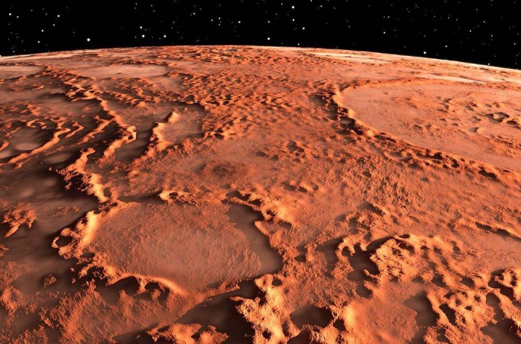 پژوهشگران دلیل بیآبی و خشکی مریخ را اندازه کوچک این سیاره میدانند