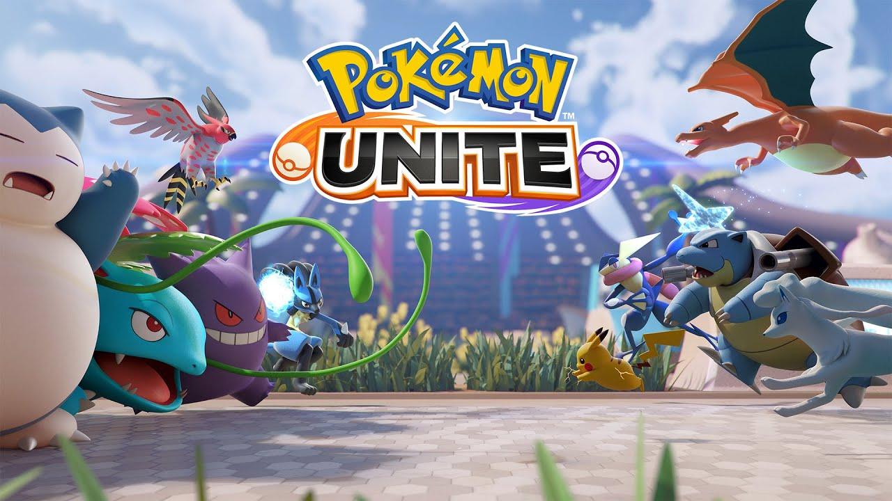 معرفی بازی Pokemon Unite؛ پوکمونها به جان هم میافتند