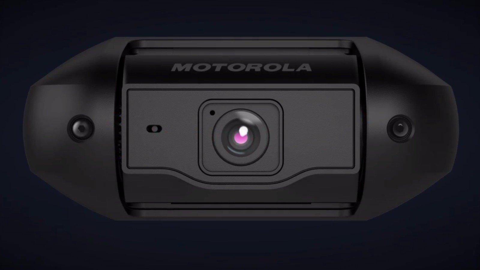 موتورولا از سیستم ویدیویی هوش مصنوعی برای خودروهای پلیس رونمایی کرد