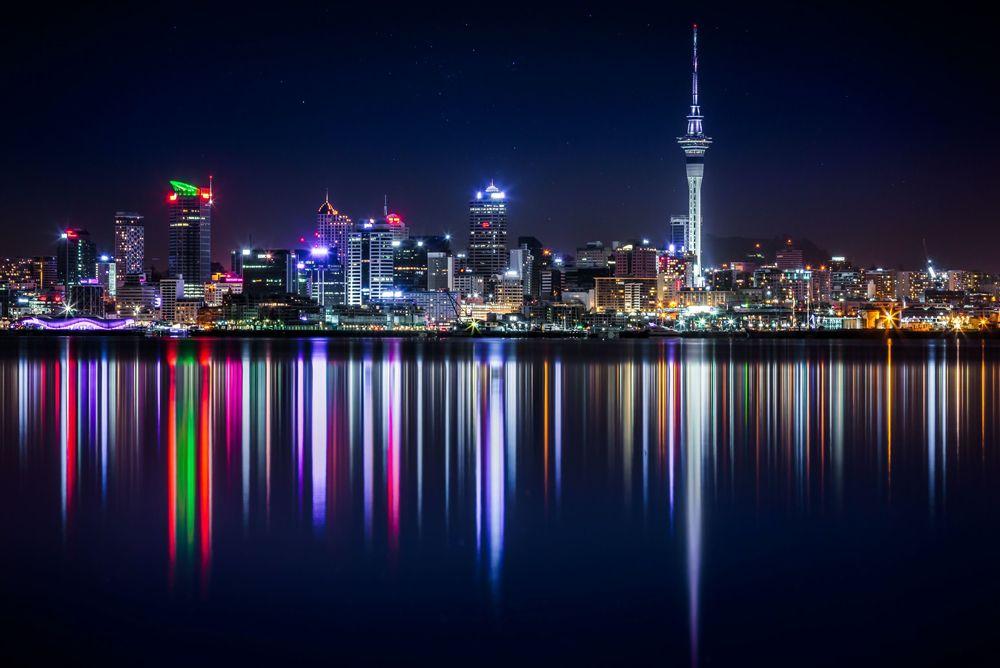 انتقال بی سیم برق نیوزلند