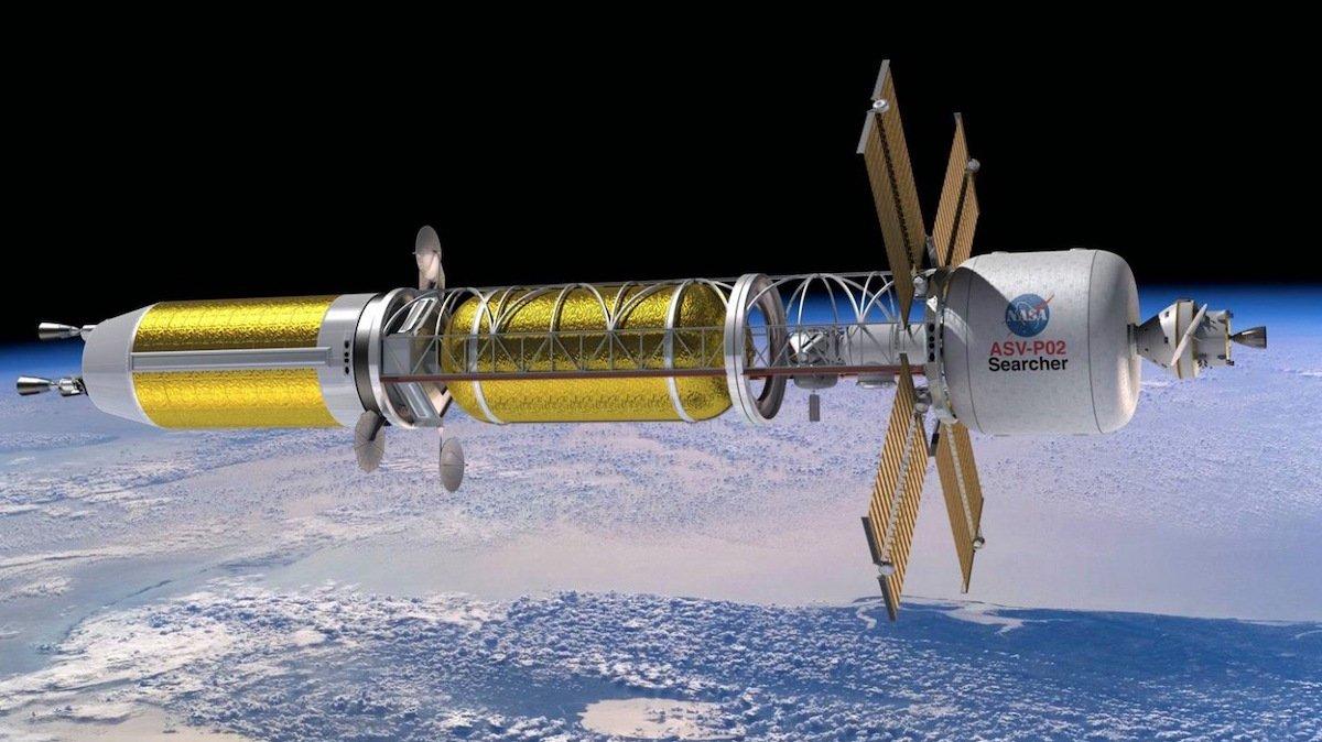 وزارت دفاع آمریکا بهدنبال استفاده از پیشران هستهای برای ماموریتهای فضایی است
