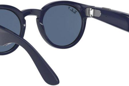 عینک هوشمند Ray-Ban Stories معرفی شد؛ محصول مشتر ک فیسبوک و ری-بن