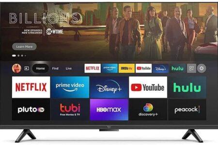 آمازون از تلویزیونهای هوشمند سری Omni و 4-series رونمایی کرد