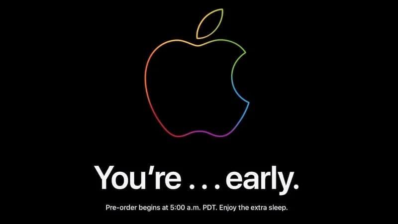 آغاز پیش فروش آیفون ۱۳ از ۲۶ شهریورماه در وب سایت اپل