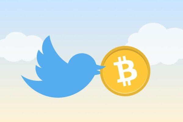 توییتر نیز بیت کوین را به رسمیت شناخت