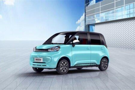 پوکو دودو با قیمت 120 میلیون تومان معرفی شد؛ ارزانترین خودرو برقی شهری با حداکثر سرعت 100 KM/H