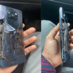 کاربری در هند از انفجار پوکو X3 پرو ۵ دقیقه پس از شارژ کامل دستگاه خبر میدهد