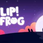 معرفی بازی Flip! the Frog؛ قورباغهای که به ماه رفت
